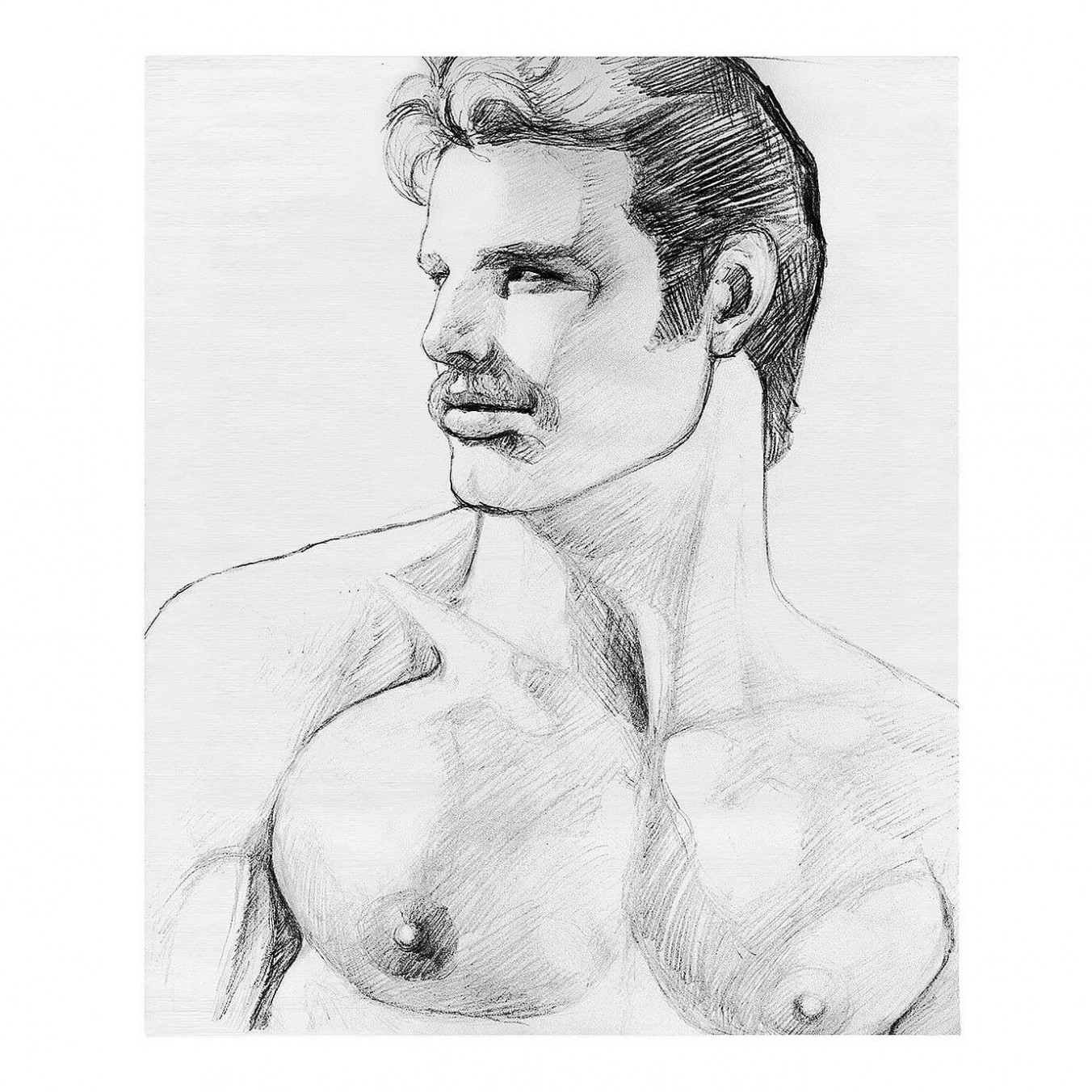 TOM OF FINLAND - Untitled, 1980