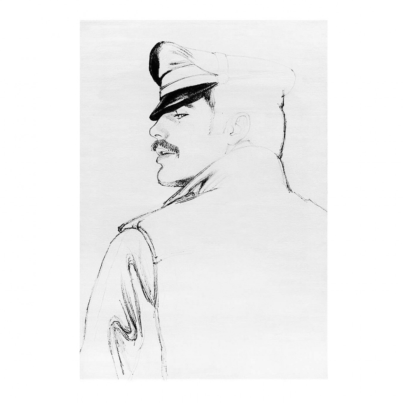 TOM OF FINLAND - Untitled, 1977