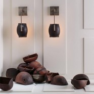 BOWL SCONCE