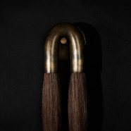 HORSEHAIR SCONCE