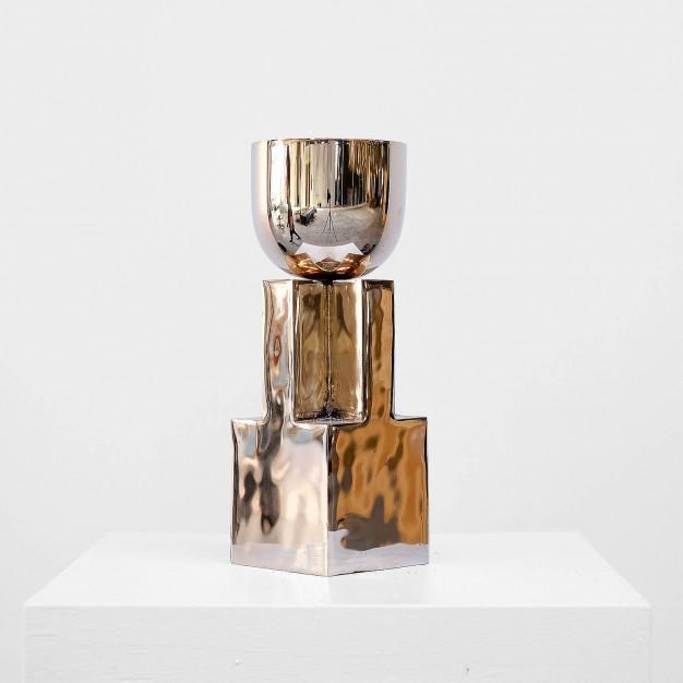 Bronze Goblet Bowl