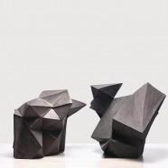 Chantel Woodman Rock Sculptures