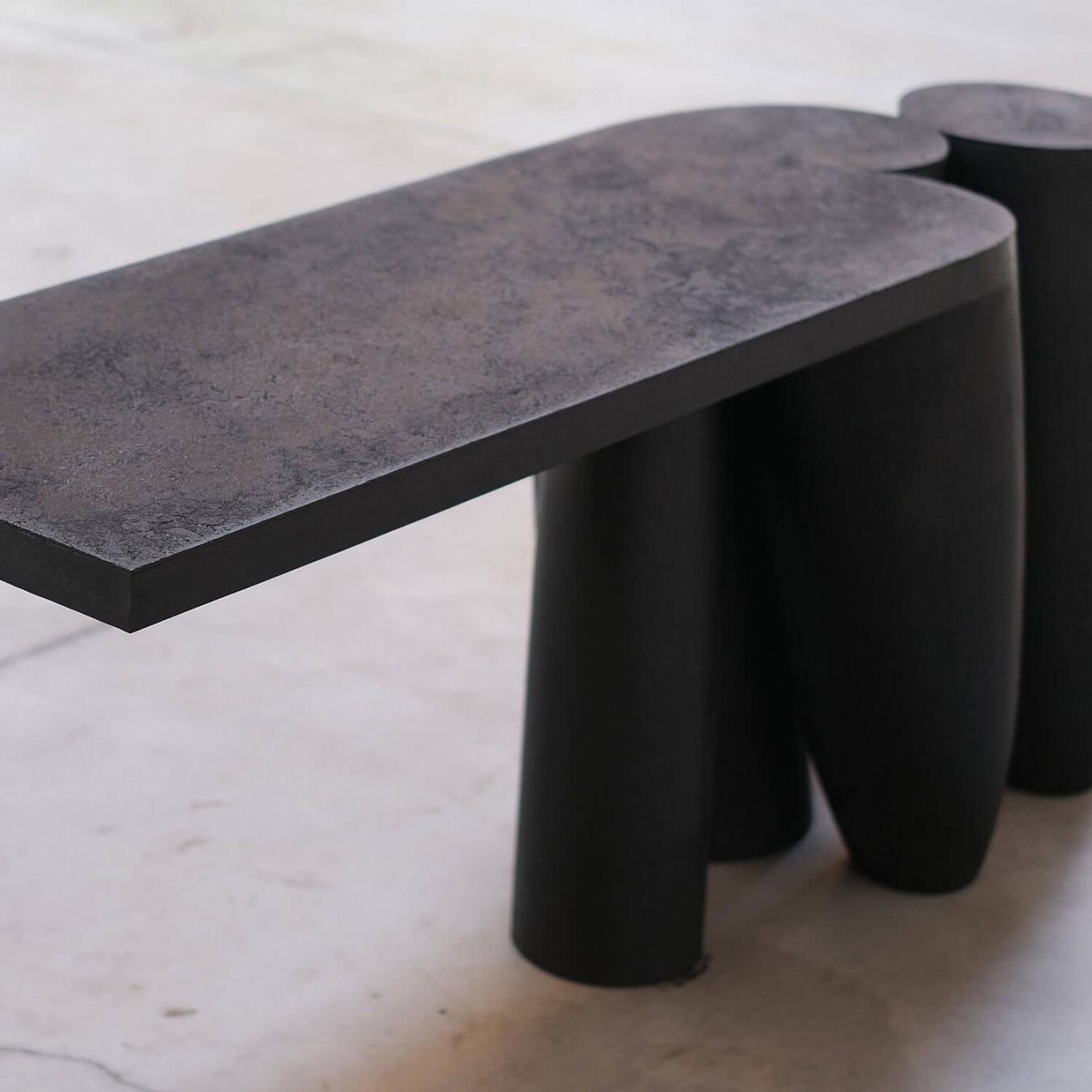 Senufo desk / console edition of 15
