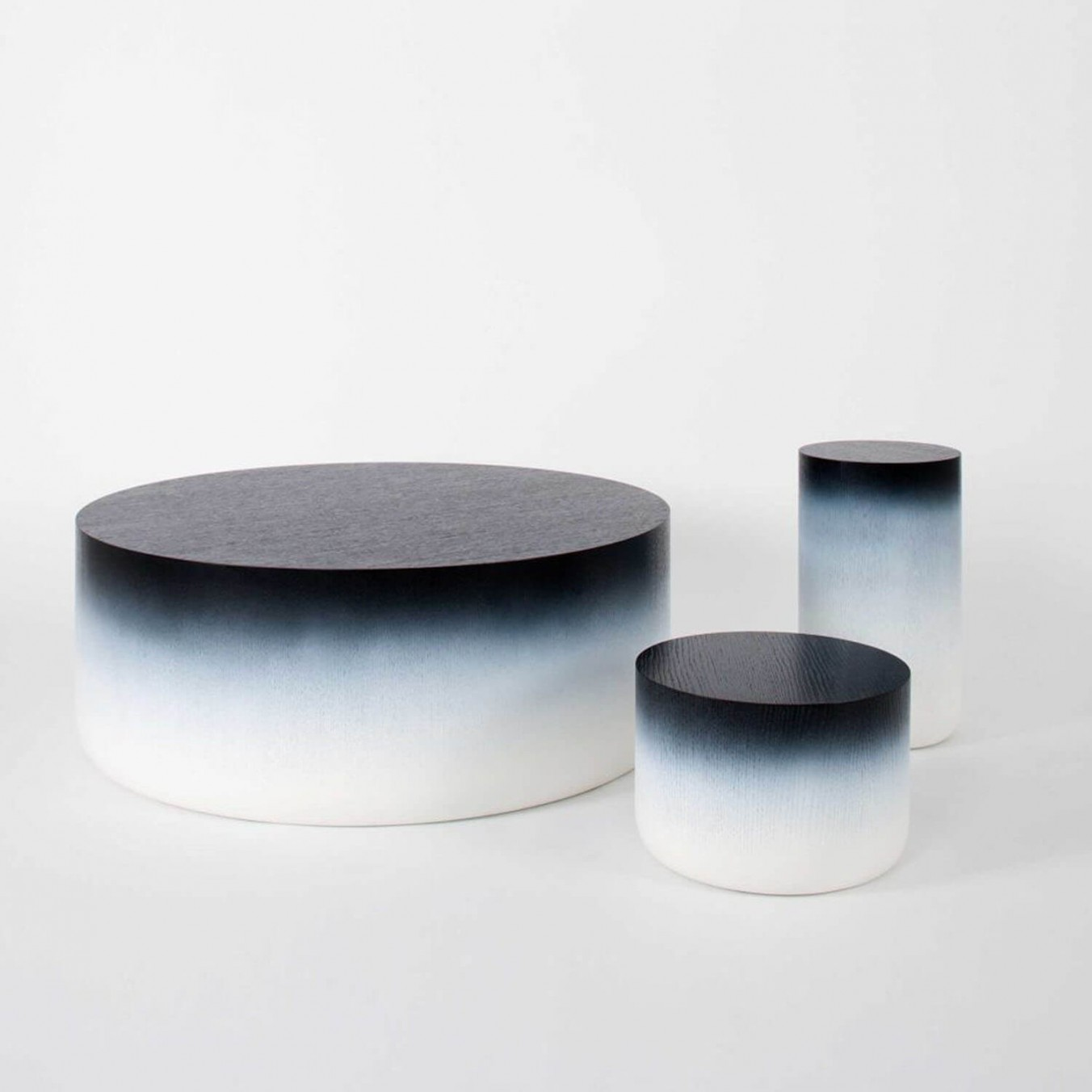TIE & DYE SIDE TABLE / STOOL