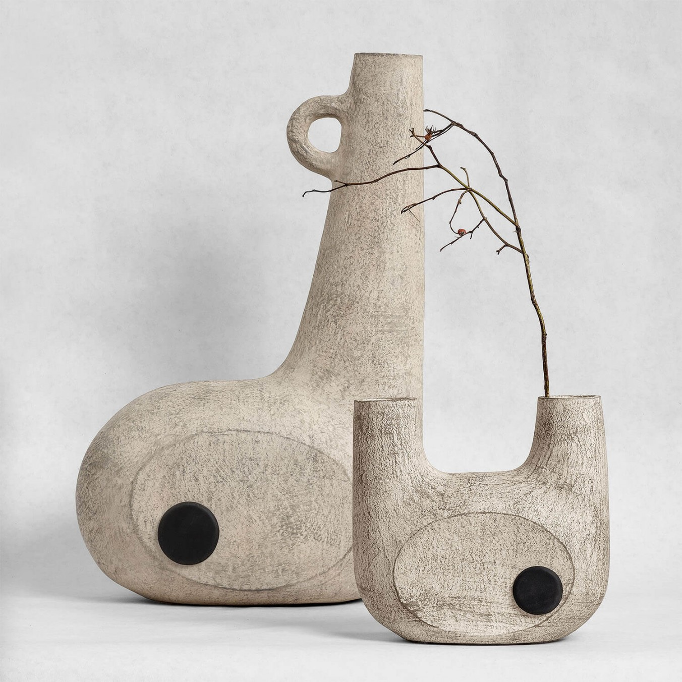 Bandura Vases