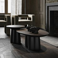 SONIAH coffee table oval