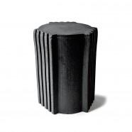pressed stool with glaze | model 6