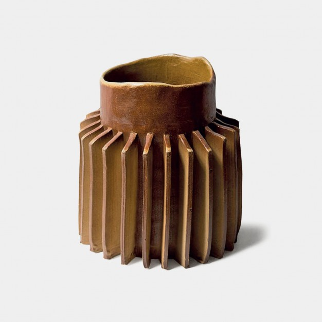 Sprocket vase - large