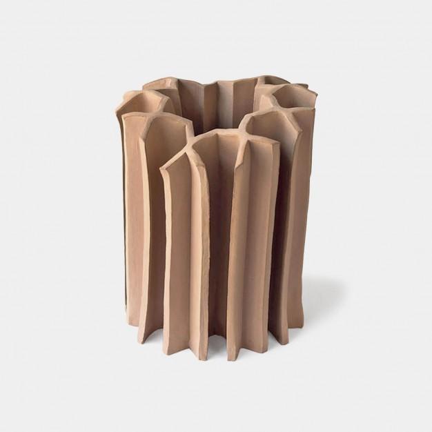 Snow vase - large