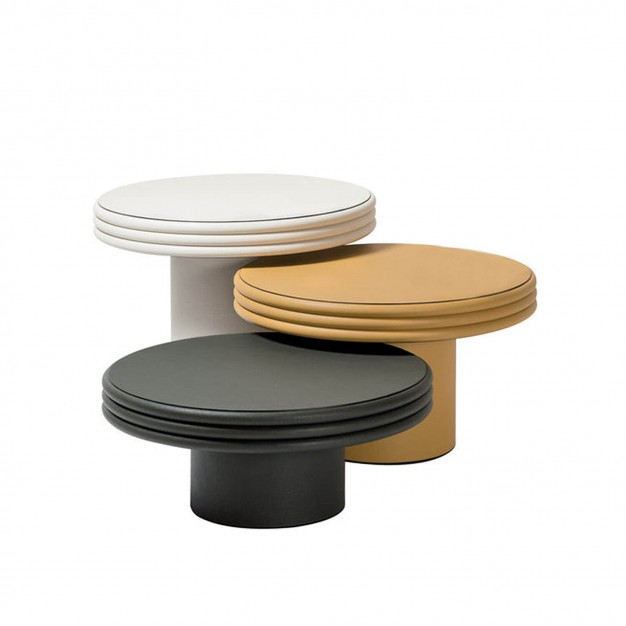 SCALA SET OF THREE ROUND TABLES