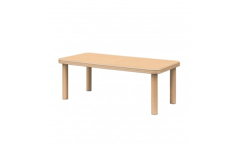 SCALA RECTANGULAR DINING TABLE