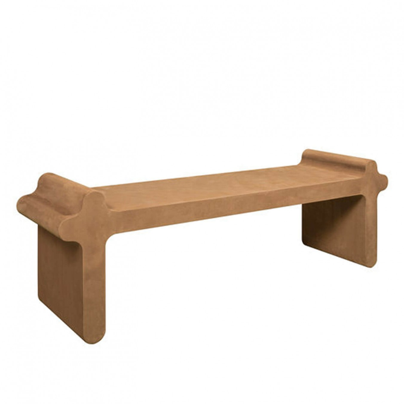OSSICLE LEATHER BENCH N°1