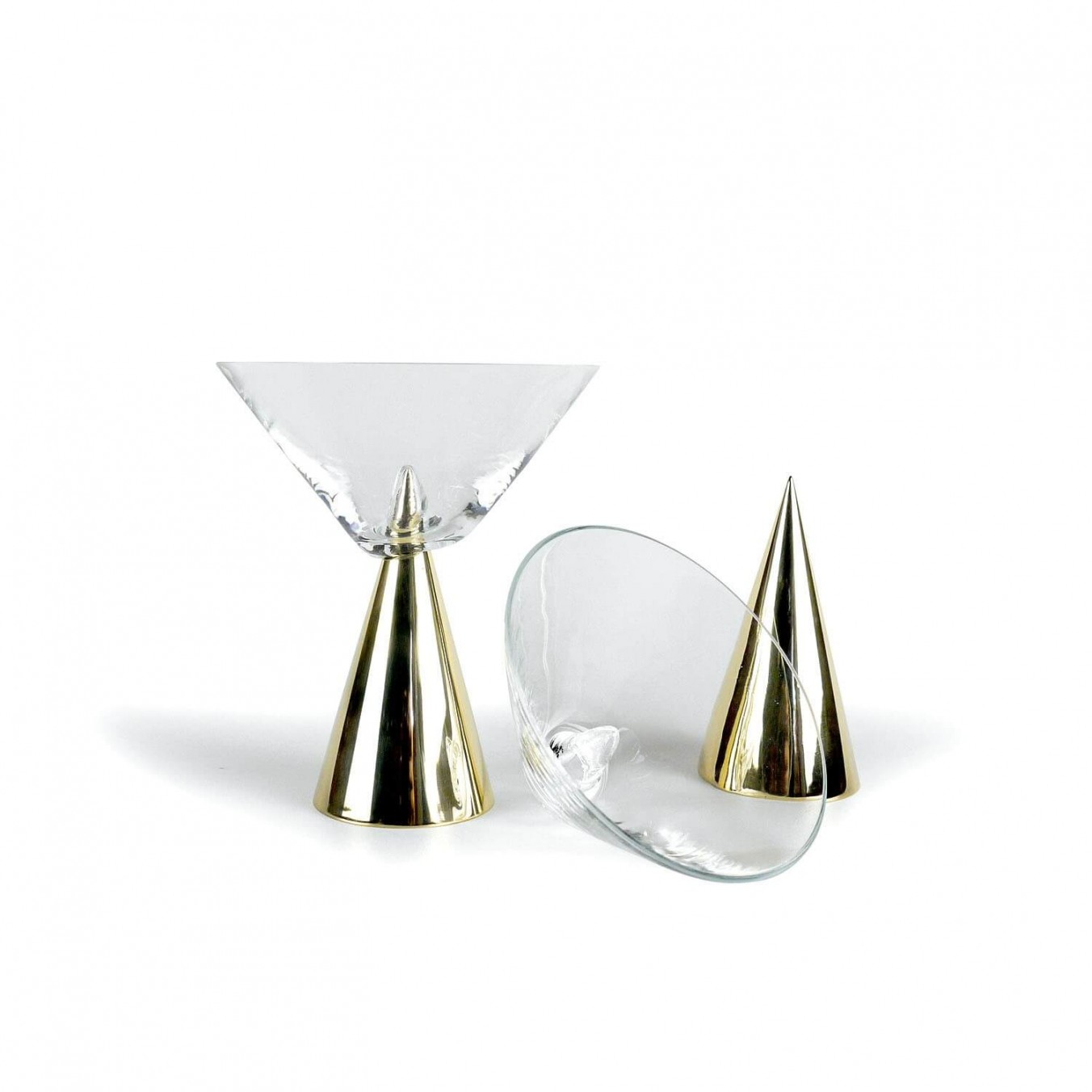 Cone Martini (set of 2)