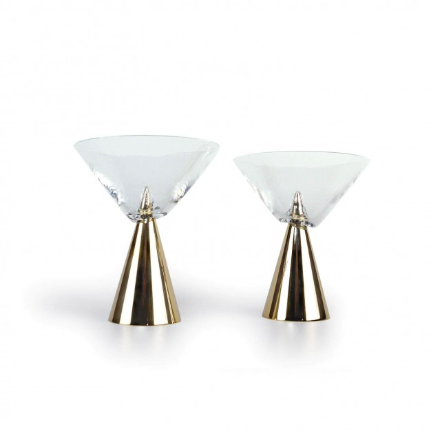 Cone Martini (set of 2)