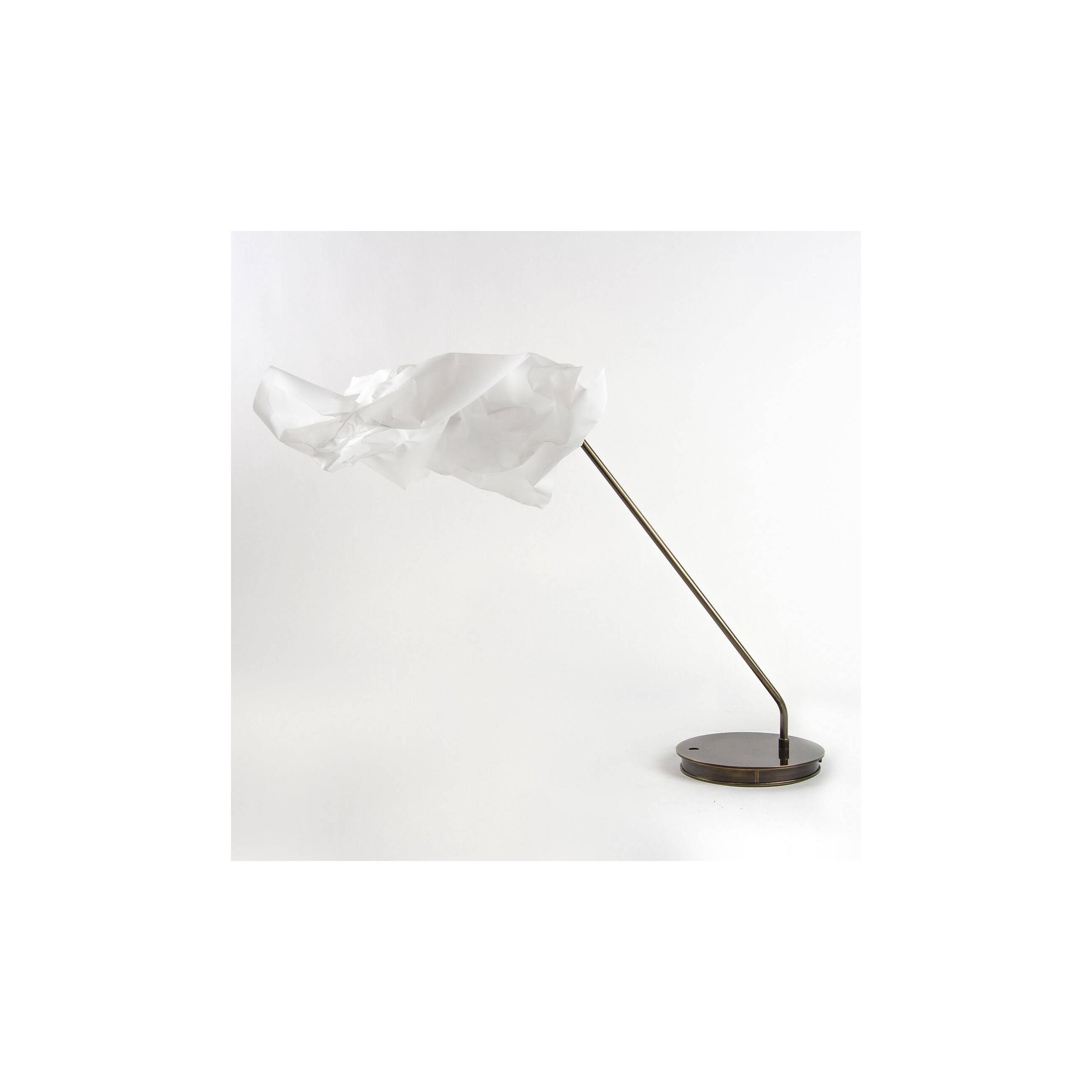 image led lamp desk lady by koncept