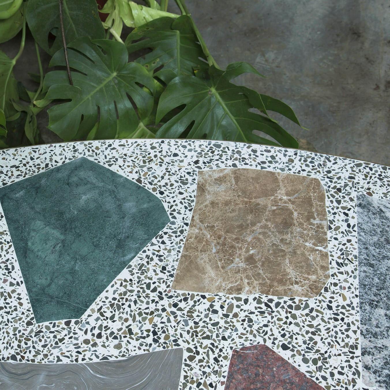 Magic Stone Coffee Table