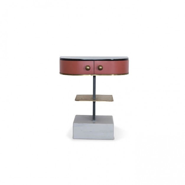 Sculpture Side Table