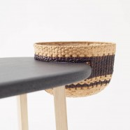 Tokyo Tribal Side Table A