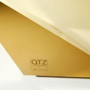 QTZ Lounge and ottoman