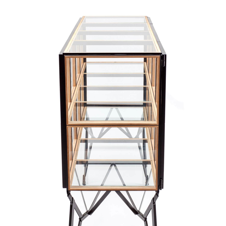 Showcase Cabinet 4x2