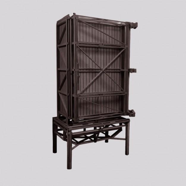 CNSTR Cabinet Single Door