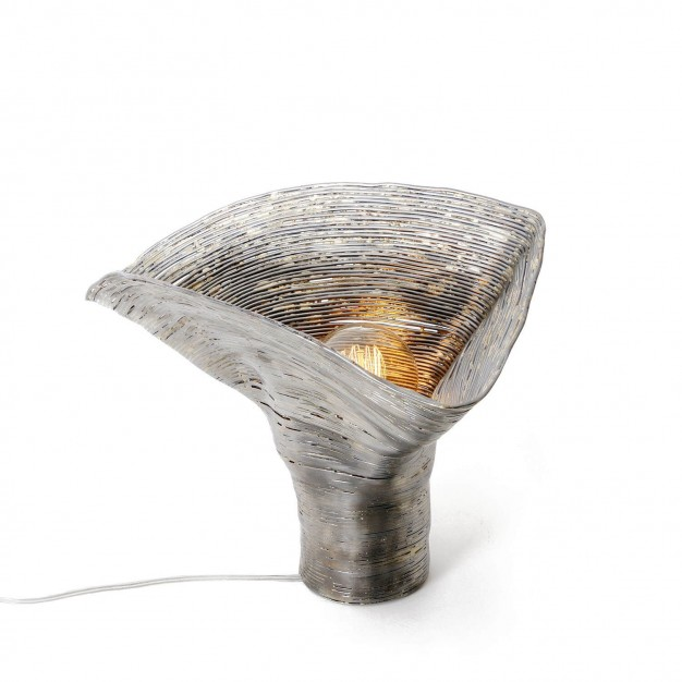 Wrap alder table light