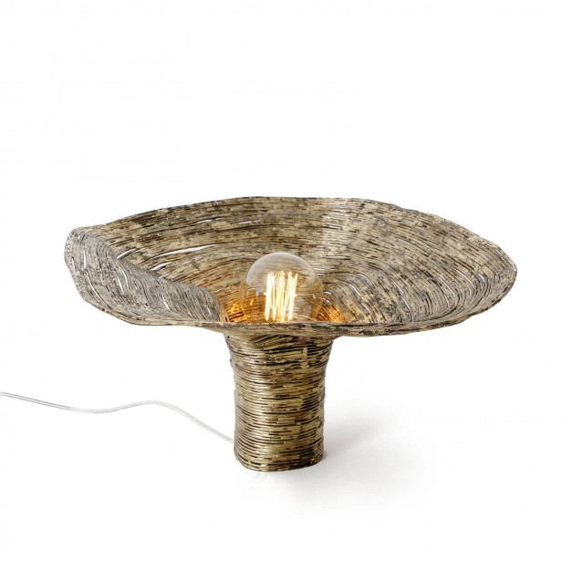 Wrap spruce table light