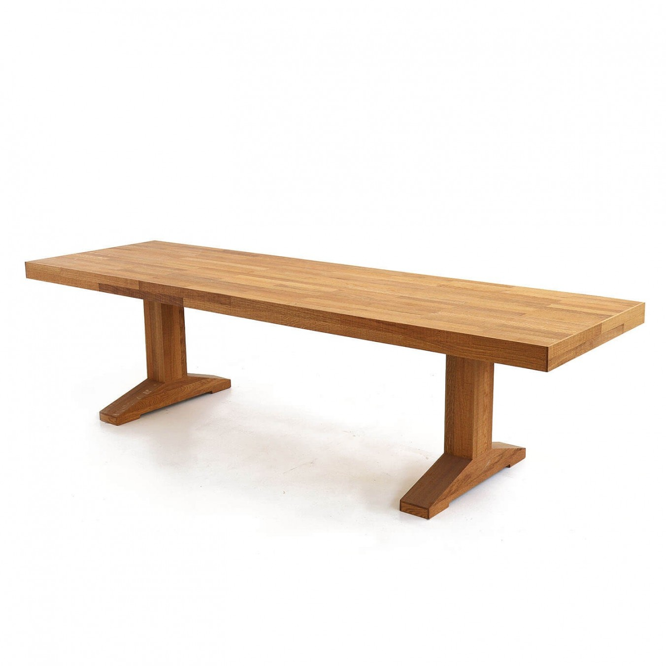 Canteen Table in Oak