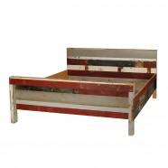 Bed in Scrapwood