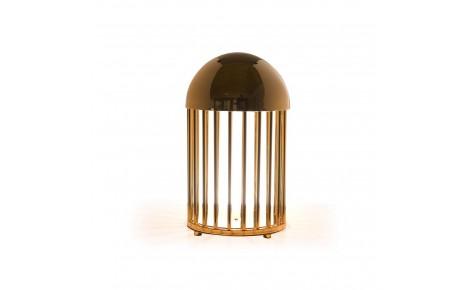Flat Base Pill Table Lamp
