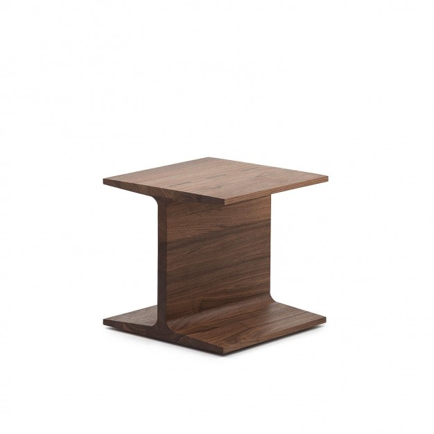 I-BEAM SIDE TABLE