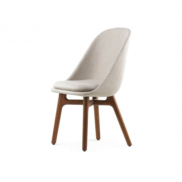 SOLO DINING WIDE CHAIR