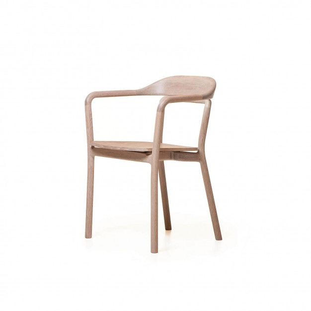 DUET CHAIR - TIMBER SEAT