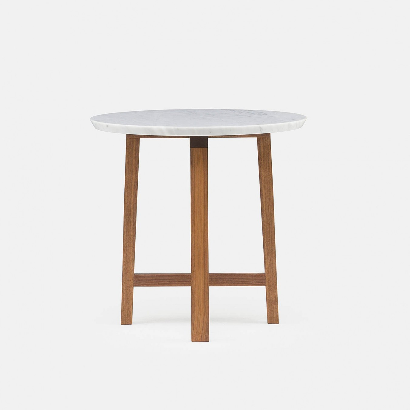 TRIO SIDE TABLE - MARBLE TOP