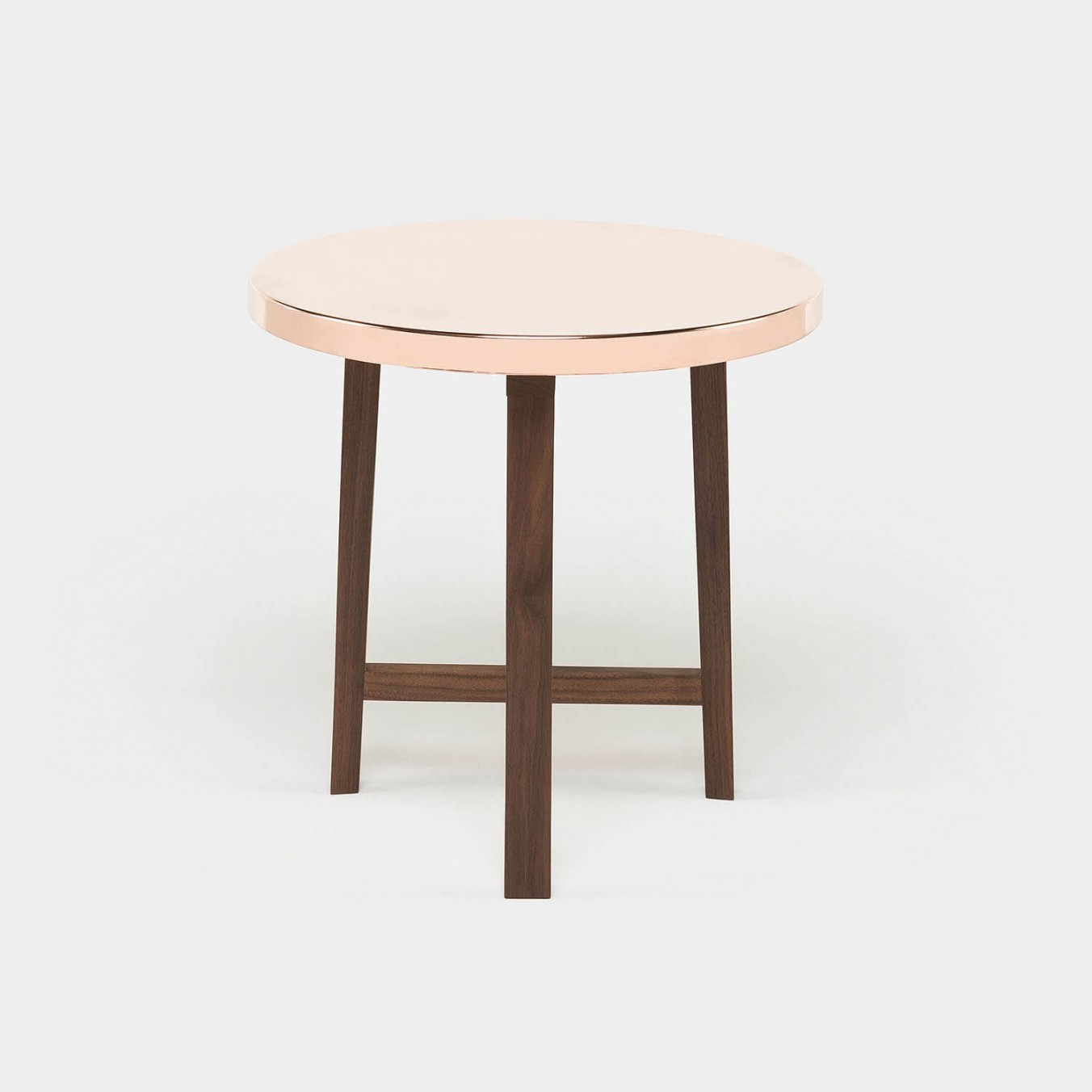 TRIO SIDE TABLE - COPPER TOP