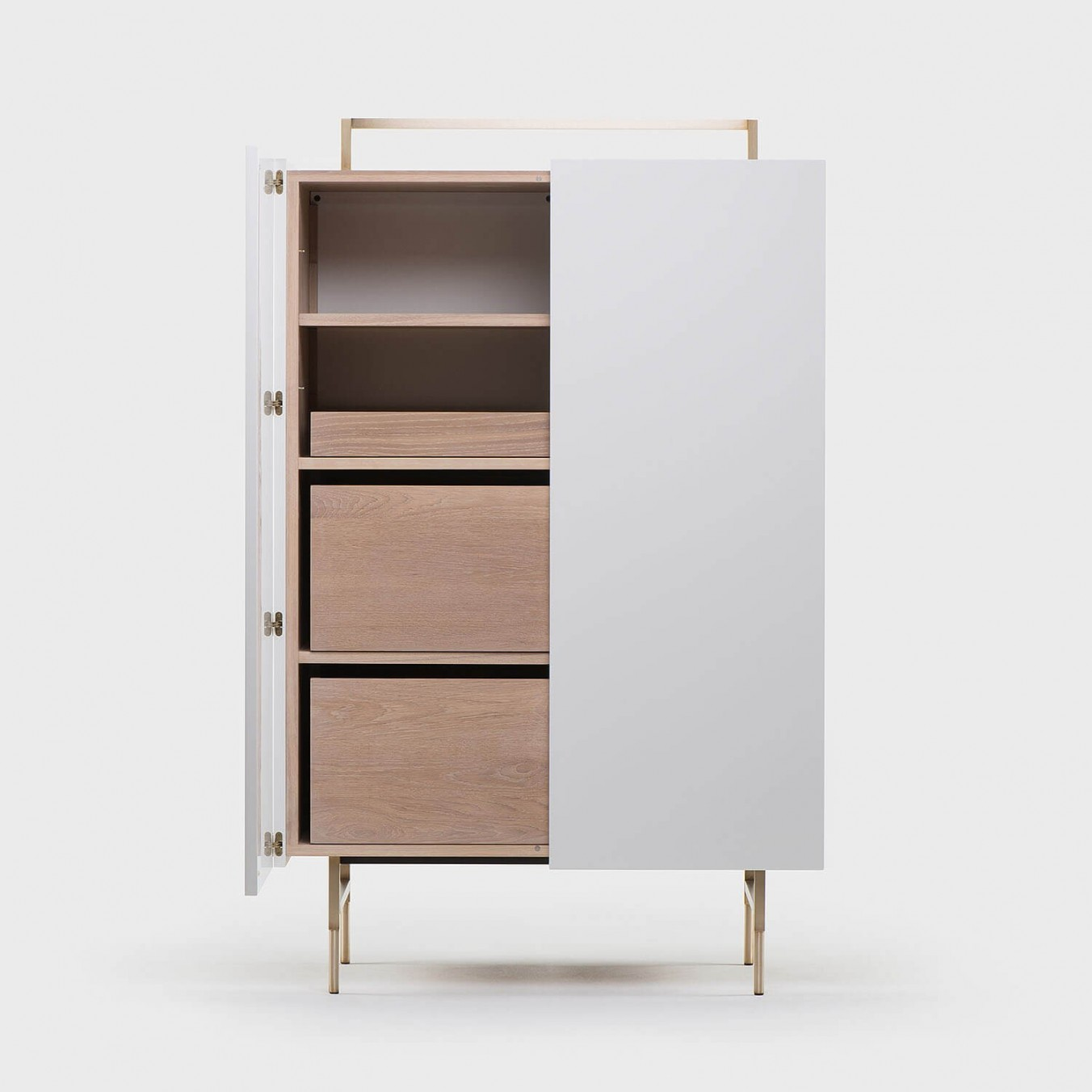 TRUNK TALL CABINET