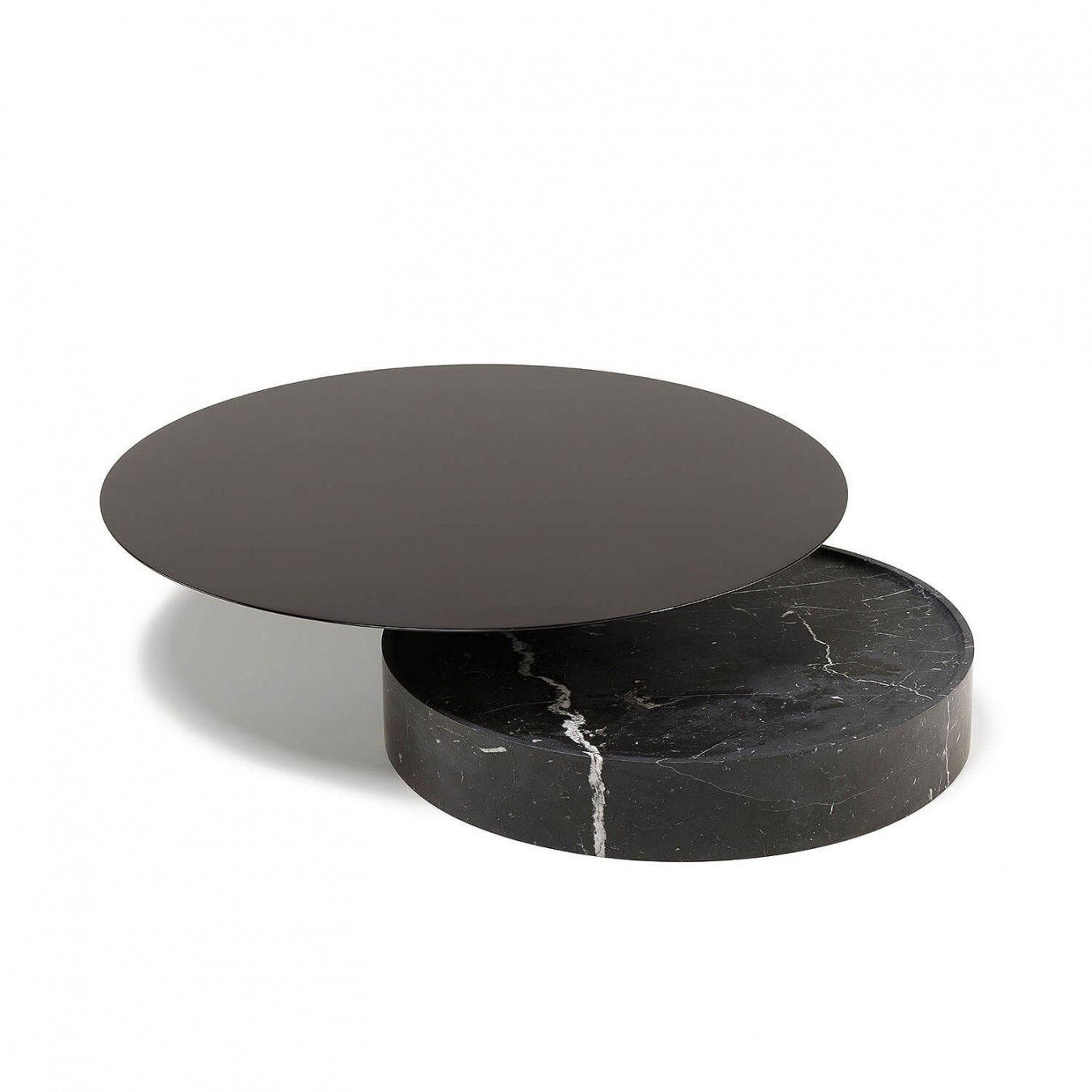 LAUREL COFFEE TABLE IN MARBLE