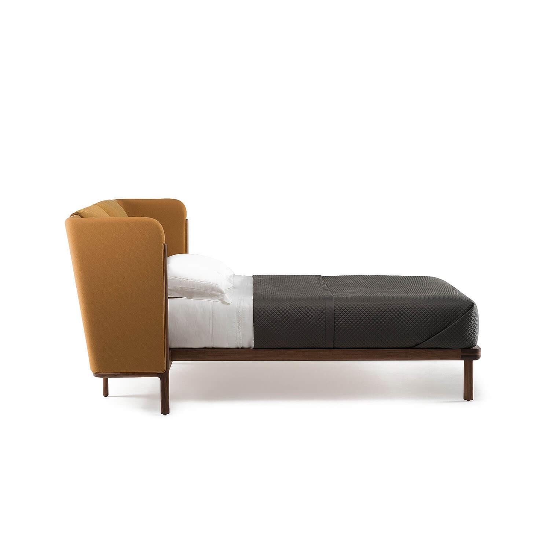 Atelier Du Bois Monaco low dubois bed | kooku