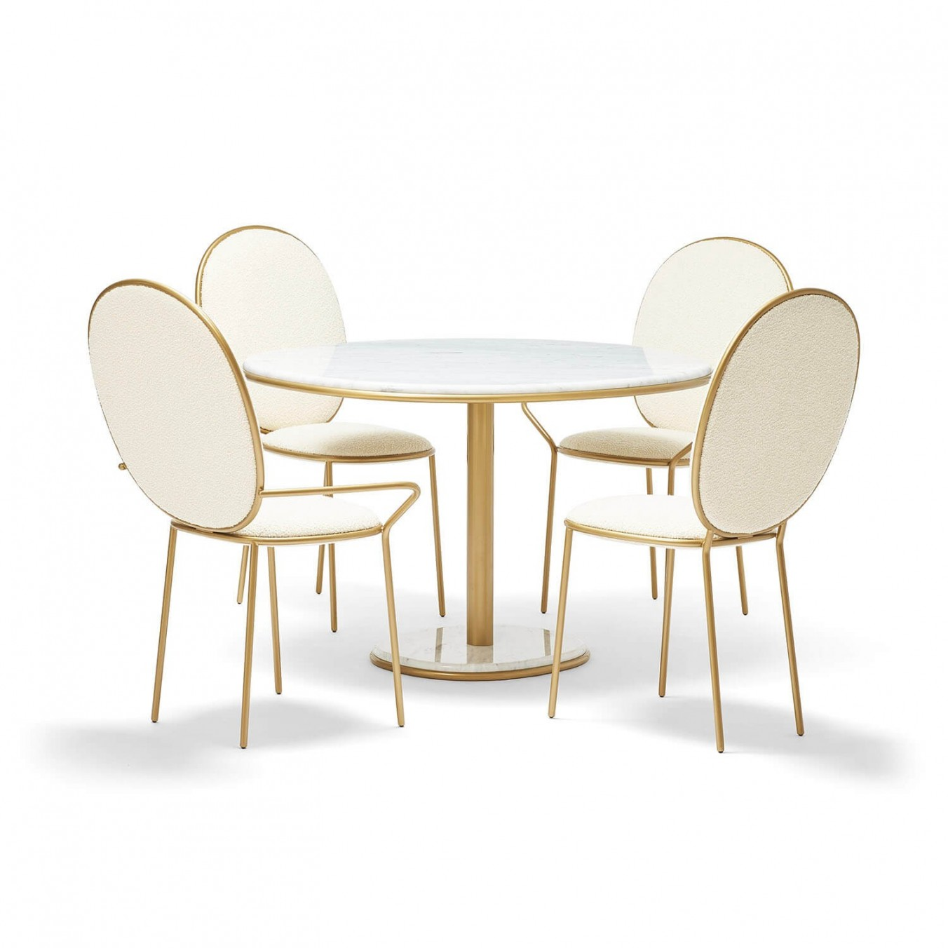 Stay Dining Table Round