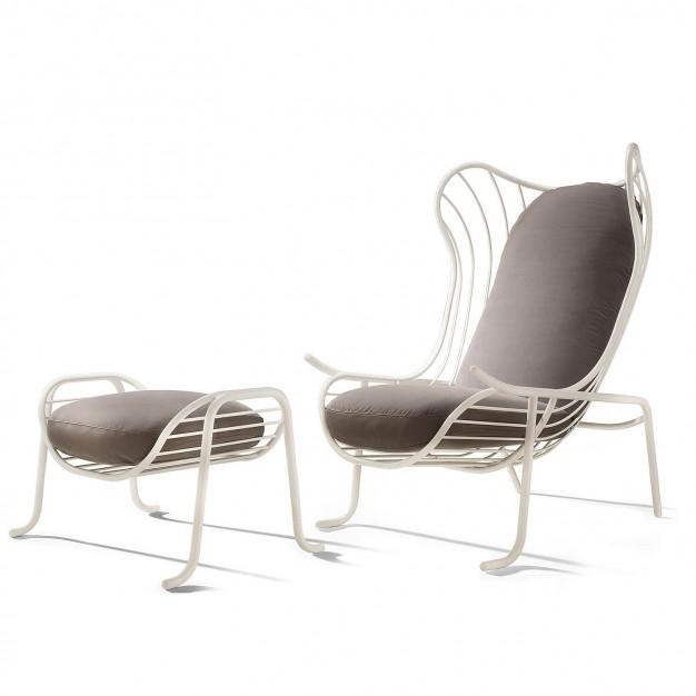 Arpa Armchair + Footstool