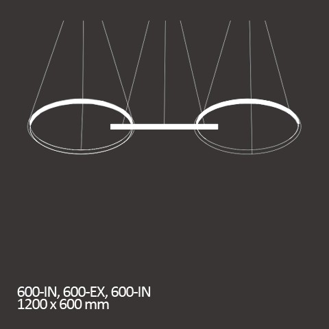 Triplet: 600-IN / 600-EX / 600-IN