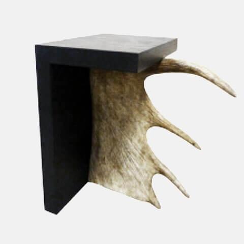 Black plywood