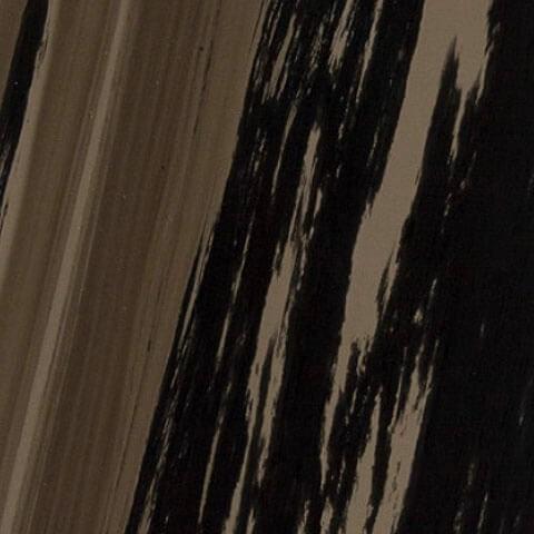 Black translucent obsidian
