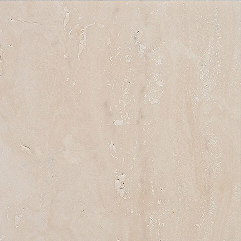 Roman travertine filled natural
