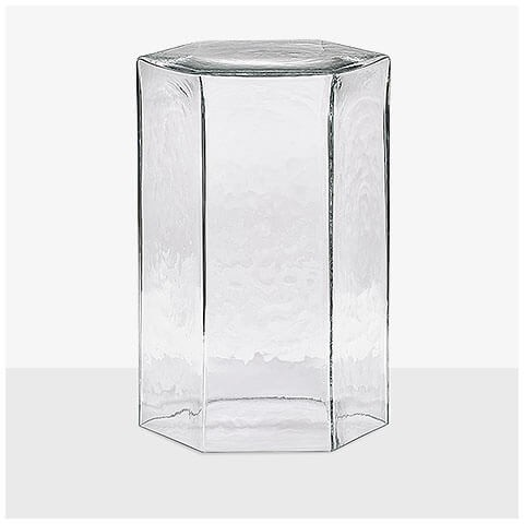 Large clear