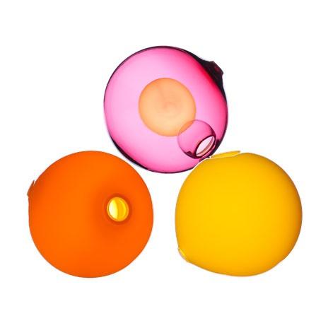 Pink / Apricot / Buttercup